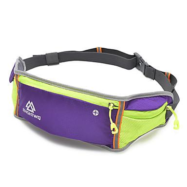 4 L Waterproof Csomag derékra Cell Phone Bag Belt Pouch mert Kempingezés és túrázás Kerékpározás / Kerékpár Futás Utazás Sportska torba