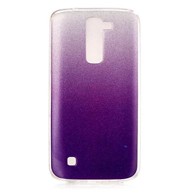 용 LG케이스 IMD 케이스 뒷면 커버 케이스 컬러 그라데이션 소프트 TPU LG LG K7