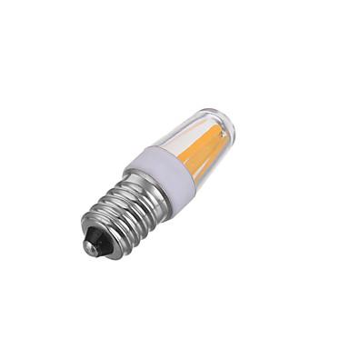 1pc 200-300 lm E14 LED Filament Bulbs T 4 leds COB Dimmable Decorative Warm White Cold White AC 220-240V
