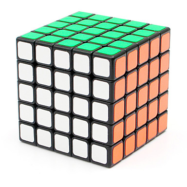 Magic Cube IQ Cube Shengshou 5*5*5 Smooth Speed Cube Magic Cube Educational Toy Puzzle Cube Professional Level Speed Birthday Classic & Timeless Kid's Adults' Children's Toy Boys' Girls' Gift