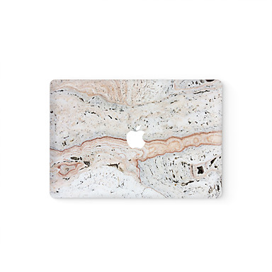 1 db Tok matrica mert Karcolásvédő Márvány Ultravékony Matt PVC MacBook Pro 15'' with Retina MacBook Pro 15 '' MacBook Pro 13'' with