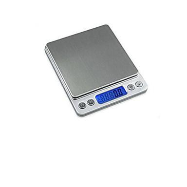 hordozható elektronikus skála (mérési tartomány 2000g-0,1 g)