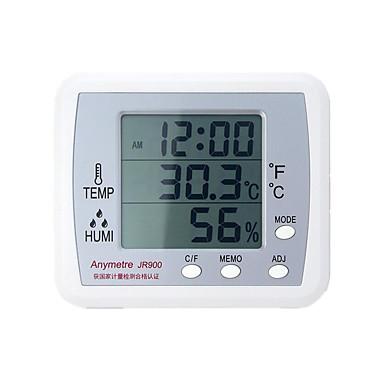 elektronikus higrométer (hőmérséklet-10 ~ 50 ° C; páratartalom 10 ~ 99% relatív páratartalom)