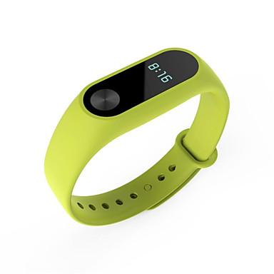 billige Klokkeremmer til Xiaomi-Klokkerem til Mi Band 2 Xiaomi Sportsrem Silikon Håndleddsrem