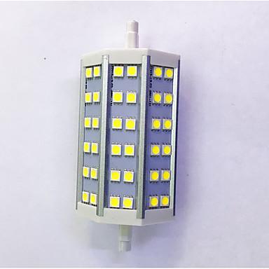 600lm R7S Żarówki LED kukurydza T 36LED Koraliki LED SMD 5050 Dekoracyjna Ciepła biel / Zimna biel 85-265V
