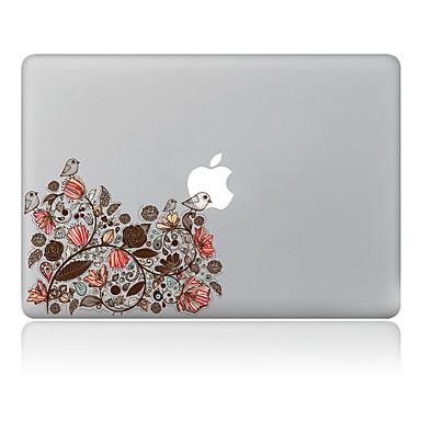 1 szt. Naklejka na obudowę na Odporne na zadrapania Wzorki PVC MacBook Pro 15'' with Retina MacBook Pro 15'' MacBook Pro 13'' with Retina