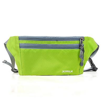 Csomag derékra Cell Phone Bag mert Futás Kocogás Sportska torba Vízálló Gyors szárítás Telefon/Iphone Deréktáska szaladáshoz Összes