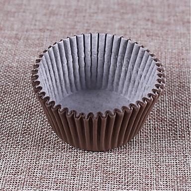 생일 파티 호의 및 선물-컵케이크 포장지 케이크 악세사리 태그 100% 버진 펄프 클래식 테마