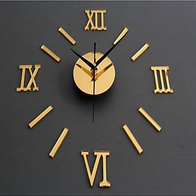 정물화 벽 스티커 플레인 월스티커 시계 스티커 자료 재부착가능 홈 장식 벽 데칼