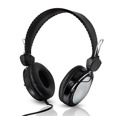 Kubite T-420 Fejhallgatók (fejpánt)ForSzámítógépWithMikrofonnal / Játszás / Zajcsökkentő