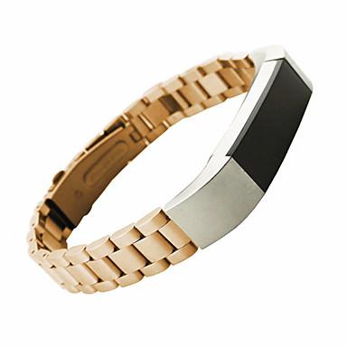 시계 밴드 용 Fitbit Alta 핏빗 스포츠 밴드 모던 버클 메탈 스테인레스 스틸 손목 스트랩