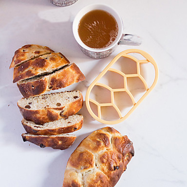 zelfgemaakte diy duits brood roller kaiser lijn seal cutter schimmel brood embossing schimmel bakken decoratie tool