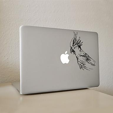1개 스크래치 방지 투명 플라스틱 바디 스티커 만화 이미지 용망막과 맥북 프로 15 '' / 맥북 프로 15 '' / 망막과 맥북 프로 13 '' / 맥북 프로 13 '' / MacBook Air 13'' / MacBook Air 11'' /