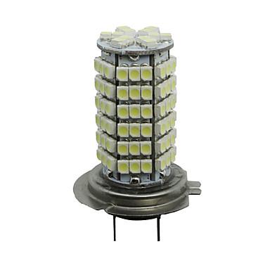 2 auto h7 3528 SMD 120 led wit lampen mist lamp licht