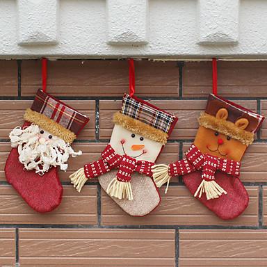 3cover) (다른 스타일) 신기한 것을 좋아하는 집 장식 크리스마스 장식 크리스마스 스타킹