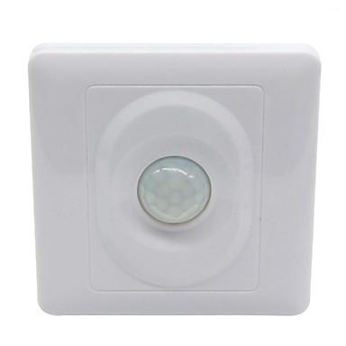 LED 조명에 대한 적외선 모션 센서 자동 제어 스위치 패널 (ac200-240v)