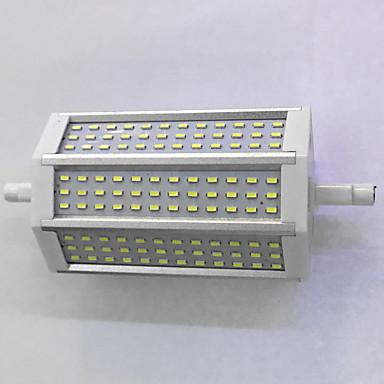 880lm R7S LED kukorica izzók T 108LED LED gyöngyök SMD 3014 Dekoratív Meleg fehér / Hideg fehér 85-265V