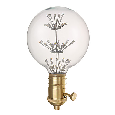youoklight e27 G80 3w 220v dekoratív izzó és lámpa kombináció eladni.