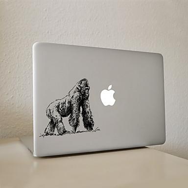 1 szt. Naklejka na obudowę na Odporne na zadrapania Zwierzę PVC MacBook Pro 15'' with Retina MacBook Pro 15'' MacBook Pro 13'' with