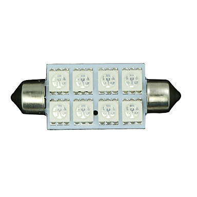 voordelige Autobinnenverlichting-SO.K 2pcs Automatisch Lampen Interior Lights For Universeel