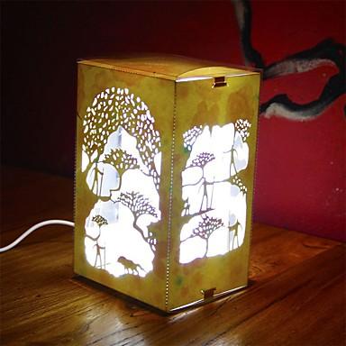 1db vezetett kreatív kézimunka születésnapi ajándék Valentin nterior dekoráció éjszakai fény