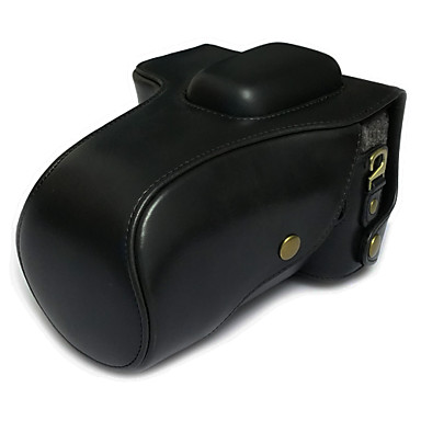 SLR-가방-캐논-원숄더-먼지 방지-블랙