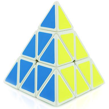 Rubik kocka Shengshou Pyraminx 3*3*3 Sima Speed Cube Rubik-kocka Puzzle Cube szakmai szint Sebesség Verseny Trokuti Újév Gyermeknap