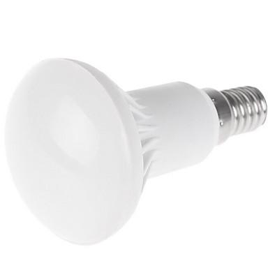 R50 3,5w 350-400 lm e14 led világítás izzók 9smd 5730 meleg fehér / hűvös fehér led lámpák (ac220-240v)