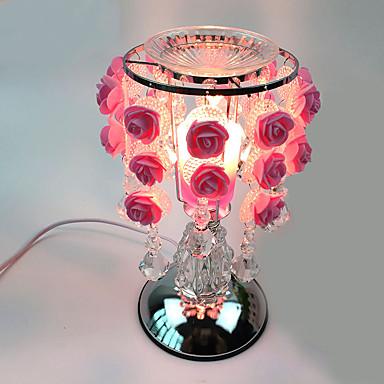 장식 선물 책상 램프 터치 에센스 오일 램프 1 개 장미 달콤한 램프 aing 종류는 전기에 연결