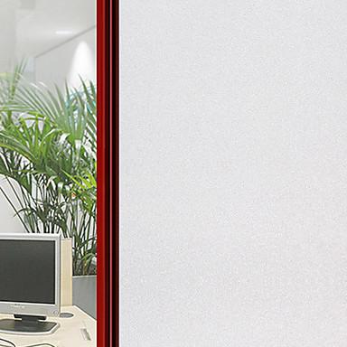 Art Deco Współczesny Folia okienna, PVC/Vinyl Materiał Dekoracja okna Jadalnia Sypialnia Biuro Pokój dla dzieci Salon Łazienka Shop /