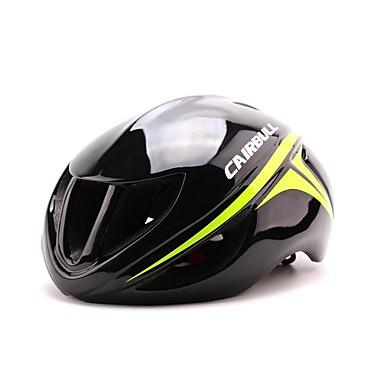 CAIRBULL kerékpáros sisak 12 Szellőzőnyílás CE CE EN 1077 Kerékpározás Állítható Városi Hegy Ultra könnyű (UL) Sportok Fiatalság PC EPS