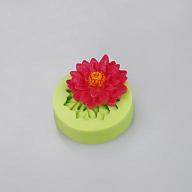 케이크 주형 얼음 초콜렛 Cupcake 쿠키 케이크 실리콘 환경친화적인 고품질 패션 베이킹 도구 케이크 장식 뜨거운 판매 새로운 도착 핸들 넌스틱