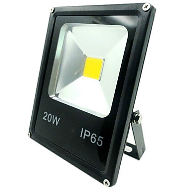 قاد 1PC 20W الكاشفة أضواء الحديقة للماء الديكور إضاءة خارجية دافئة بيضاء باردة بيضاء 85-265v