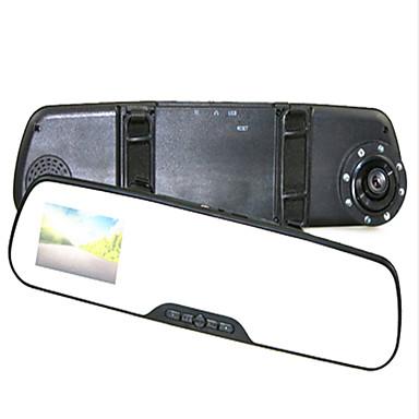 Full HD 1920 x 1080 1080p Rejestrator samochodowy 120 stopni / 140 stopni / 170 stopni Szeroki kąt 12.0 MP CMOS 4.3 in Dash Cam z Night