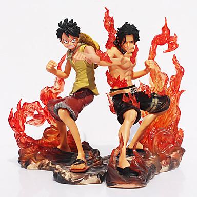 애니메이션 액션 피규어 에서 영감을 받다 One Piece 코스프레 11 CM 모델 완구 인형 장난감