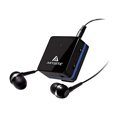 ARKON ABH505 Fülben Vezeték nélküli Fejhallgatók Dinamikus Mobiltelefon Fülhallgató Mikrofonnal A hangerőszabályzóval Fejhallgató