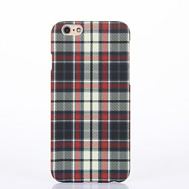 케이스 제품 iPhone 6s Plus iPhone 6 Plus iPhone 6s 아이폰 6 iPhone 5 Apple iPhone 6 Plus 패턴 뒷면 커버 기하학 패턴 하드 PC 용 iPhone 6s Plus iPhone 6s iPhone