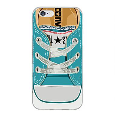 hoesje Voor Apple iPhone 6 iPhone 6 Plus Patroon Achterkant Cartoon Zacht TPU voor iPhone 6s Plus iPhone 6s iPhone 6 Plus iPhone 6