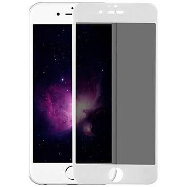 Недорогие Защитные пленки для iPhone 6s / 6-AppleScreen ProtectoriPhone 6s Уровень защиты 9H Защитная пленка для экрана 1 ед. Закаленное стекло / iPhone 6s / 6 / 2.5D закругленные углы