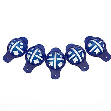 Golfedzés kiegészítők Műanyag mert Golf - 5pcs