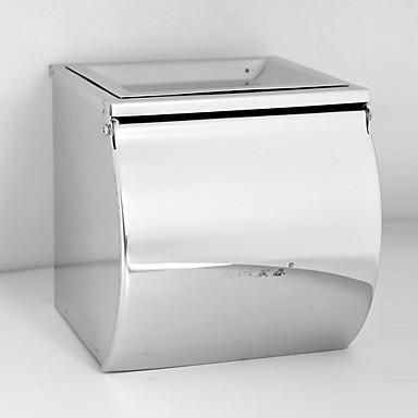 1db lakberendezési grogshop hotel WC víztaszító rozsdamentes steeltoilet papír tartók