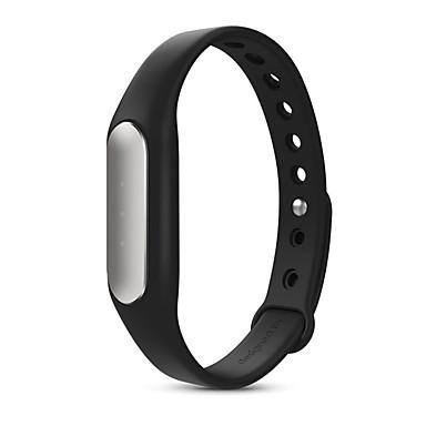 Xiaomi® MI Band 1S 손목밴드 계보기 심장 박동수 모니터 슬립 트렉커 블루투스 4.0 iOS Android