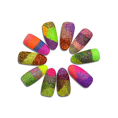12 Nail Art dekoráció strasszos gyöngy smink Kozmetika Nail Art Design