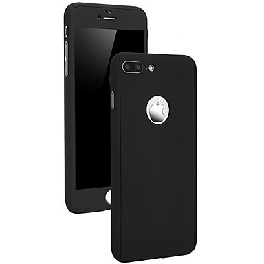 Case For Apple iPhone X iPhone 8 Shockproof Other Full Body Cases Solid Colored Hard PC for iPhone X iPhone 8 Plus iPhone 8 iPhone 7 Plus