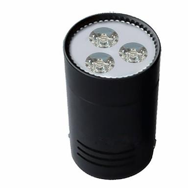 HRY 300LM 3pcs LED 쉬운 설치 장식 LED 스포트라이트 따뜻한 화이트 차가운 화이트 85-265V 욕실 침실 거실/ 다이닝 룸 주방 아이 방 가정 & 사무실