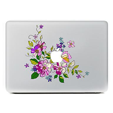 1개 스크래치 방지 꽃장식 투명 플라스틱 바디 스티커 패턴 용MacBook Pro 15'' with Retina MacBook Pro 15'' MacBook Pro 13'' with Retina MacBook Pro 13'' MacBook Air