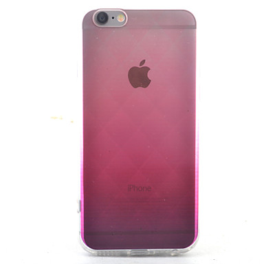 용 아이폰7케이스 / 아이폰7플러스 케이스 / 아이폰6케이스 투명 케이스 뒷면 커버 케이스 타일 하드 아크릴 Apple 아이폰 7 플러스 / 아이폰 (7) / iPhone 6s Plus/6 Plus / iPhone 6s/6