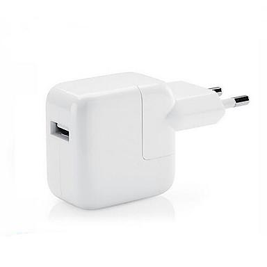 2.4a szybkiego ładowania euro / us iPad ładowarkę prawdziwy zasilacz 12W USB dla iPad3 4 5 Mini iphone5 powietrza 6s ipod dla UE / USA
