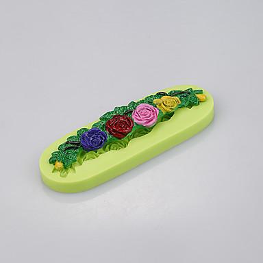 Narzędzia do pieczenia Silikonowy Ekologiczne / Nieprzylepny / Uchwyty Tort / Ciasteczka / Cupcake Formy Ciasta
