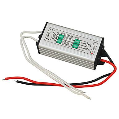 LED Güç Kaynağı Aluminyum Su Geçirmez 10W